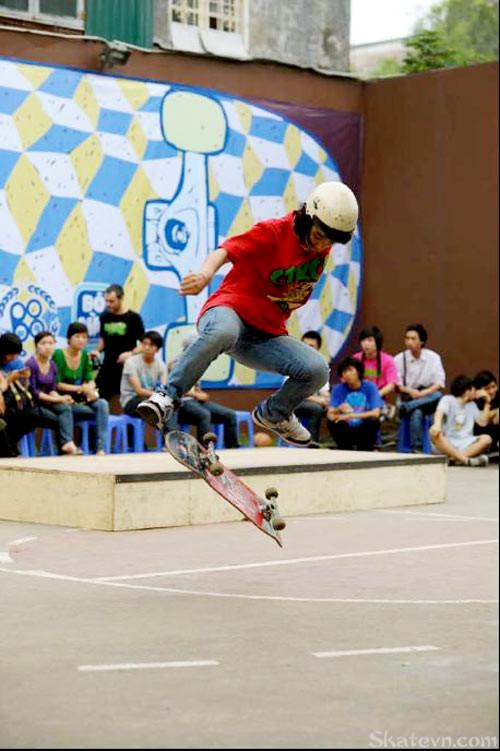 trượt ván Việt nam