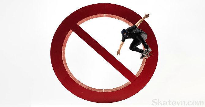 trượt ván ở đâu