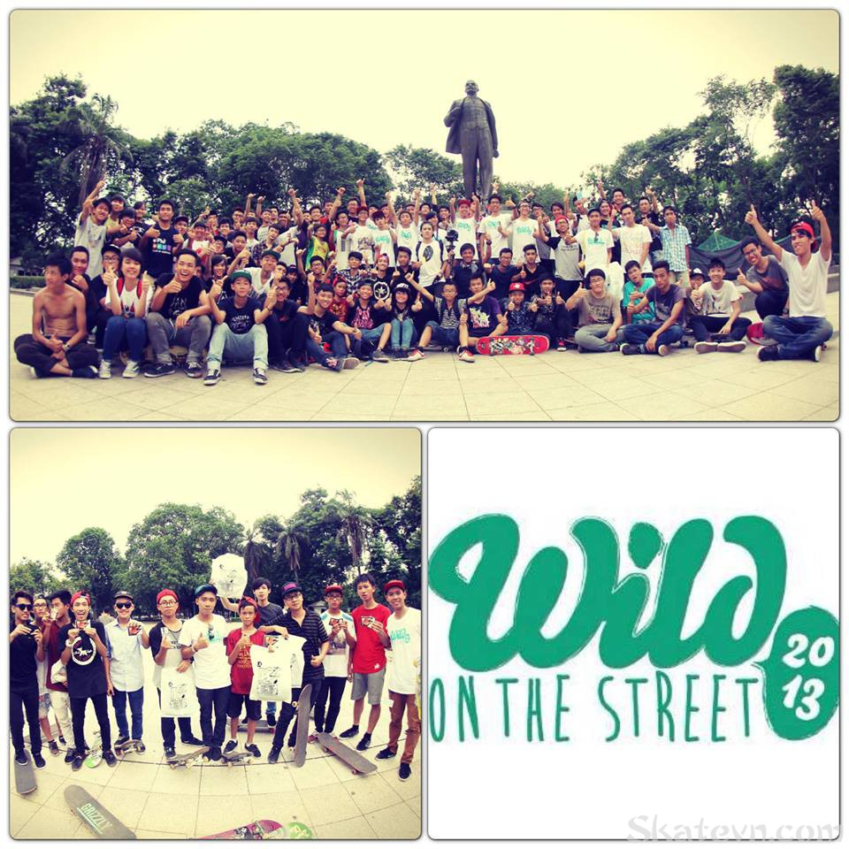 Wild In The Streets Việt Nam