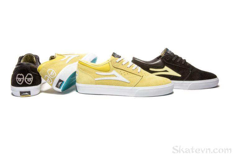 chọn giày trượt ván