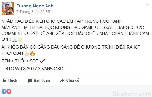 Ngày hội trượt ván Việt Nam