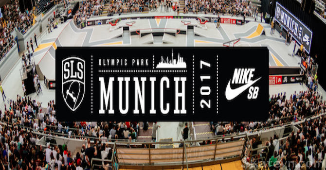 SLS World Tour Munich